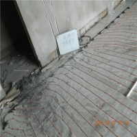 电地暖碳纤维发热电缆采暖电热发热线