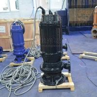 上海wq型潜水排污泵