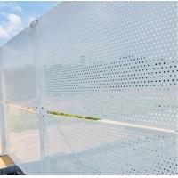 鋼板圍墻|活動圍蔽|沖孔網圍蔽