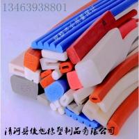 硅胶方形密封条 硅胶l型密封条规格齐全