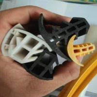 供应太阳能光伏板密封条 T型卡缝防水硅胶条