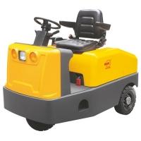 西林座駕式全電動牽引車 如意西林電瓶牽引拖車頭 移動拖掛車