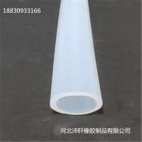 硅胶圆管 透明塑料管蠕动泵耐高温管细水管 胶软管