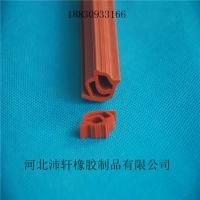 生产硅胶条 异型硅胶密封条 耐高温硅胶