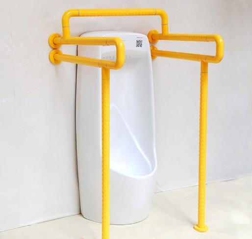 安全无障碍不锈钢尼龙扶手 卫生间安全防滑防摔扶手