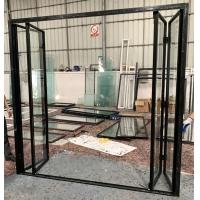 窄邊折疊門 全透亮鋁折疊門