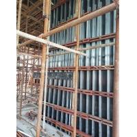 新型可调式墙体钢背楞支撑产品