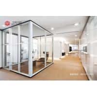 广州隐框玻璃隔断|隐框墙体|上海隐框双层玻璃隔断墙