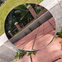 亚克力镜片生产真空镀膜镀铝亚克力镜镜面亚克力压克力