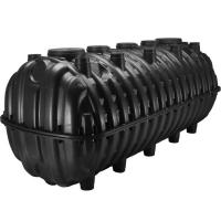 PE塑料化粪池-农村三格式化粪池批发