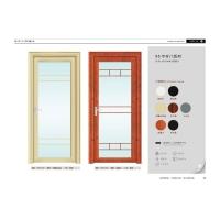 卡佩斯系统门窗95平开门系列
