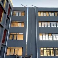 建筑外墻鋁合金變形縫蓋板定制