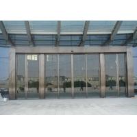 西安电动门/玻璃门制作量大优惠