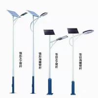 新農村建設太陽能路燈