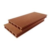 绵阳塑木地板厂家 户外地板