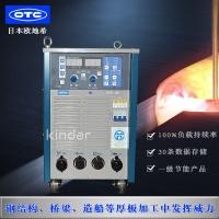 OTC歐地希原裝全數字IGBT逆變控制CPVE-400氣保焊