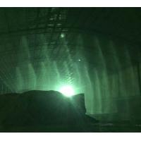 工厂粉尘车间降尘降温喷淋系统优质推荐NPD