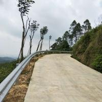 公路波形护栏板多少钱一米包施工