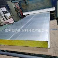 南通廠家供應15公分玻璃棉夾芯板 950型消音玻璃纖維板 A
