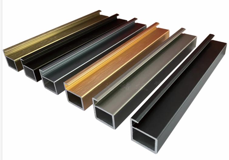 极简平开门铝型材,极简20平开门铝材