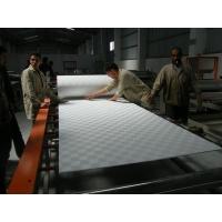 全自动石膏板覆膜,切割,包边,包装生产线