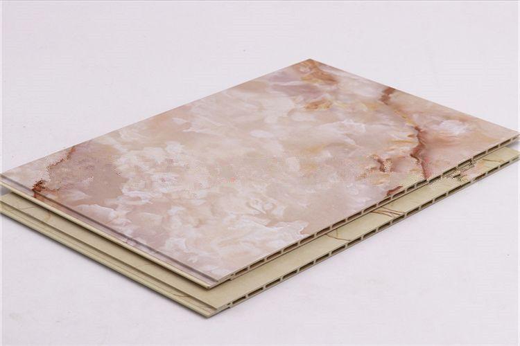 浙江丽水欧堡仿大理石纹PVC材料板