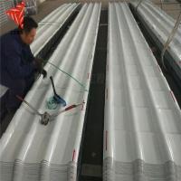 长廊街道屋面改造 铝镁锰琉璃瓦直销 古建筑屋面765型琉