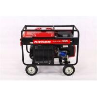 油田使用190A汽油发电电焊机
