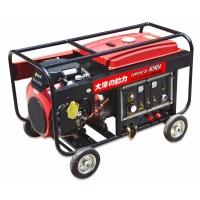 300A交流汽油发电电焊机价格