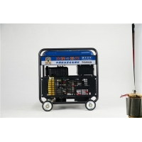 7kw柴油發電機電啟動