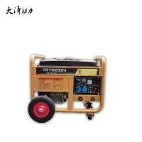大泽动力250A汽油发电电焊机