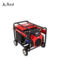 300A汽油电焊发电两用机