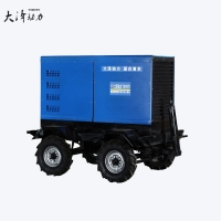 大泽动力600A柴油发电电焊机
