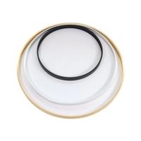 佛山瀚海卫浴圆镜铝材圆形浴室镜铝型材