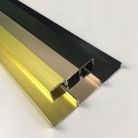 铝合金u型卡槽包边条铝合金外包边材料