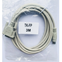 TK-FP威纶TK6071IP IQ与松下PLC通讯线