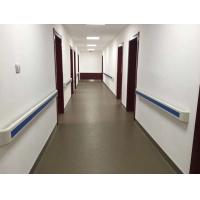 养老院走廊防撞扶手Apvc铝合金医用通道扶手