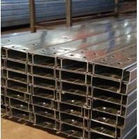 供青海c型钢和西宁镀锌c型钢