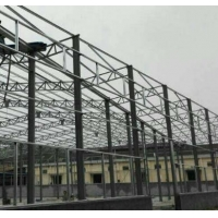 供青海钢结构和西宁钢结构厂房特点