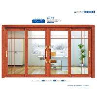 南京中空门厂家-南京汉林格雅门窗-100重型推拉门系列