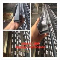佛山专业挤压生产隐形防护网铝材、纱窗型材