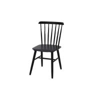 達芬家具批發定制簡約快餐實木 桌椅 水曲柳椅子塞娜椅實木桌椅