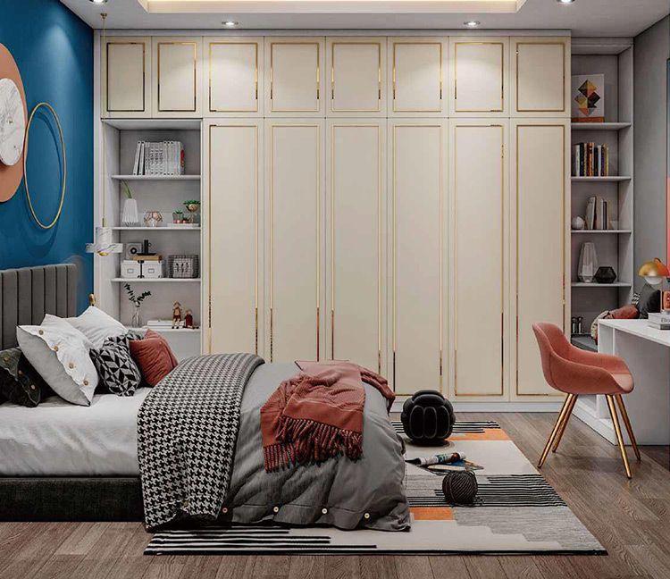 清韵 卧房空间系统