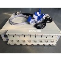 18650聚合物锂电池分容柜5V6A电池化成分容柜电池检测系
