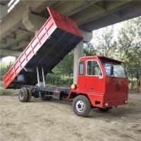自卸運輸車 8噸四驅拉毛竹爬山王 農用拉糧運輸車