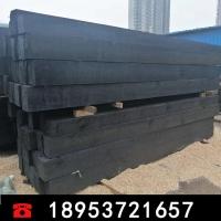 碳化防腐木 沥青防腐木  铁路用防腐木厂家