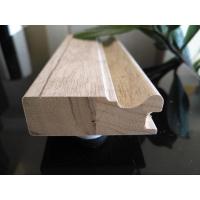 生态门实木套线实木免漆门套线PVC环保家装实木线条