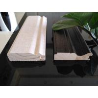家具免漆装饰线同色配套板材免漆包覆实木线条衣柜专用
