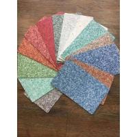 塑胶地板 弹性地板 同质透心地板  PVC地板 塑胶地板