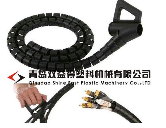束线管机器设备 理线管整理器生产线